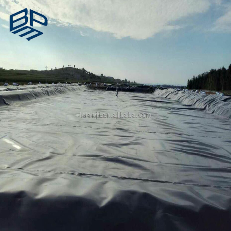 swimming pool plastic liner fish pond ground cover waterproofing membrane