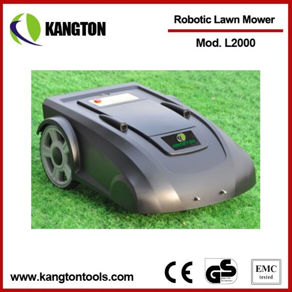 Smart Design Robotic Mower
