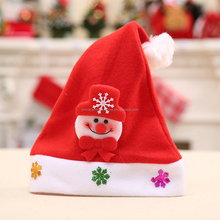 Personalized Snowman Infant Santa Hats