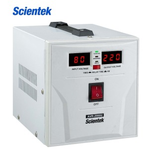 80 to 260V 2000VA Voltage Stabilizers for Home use
