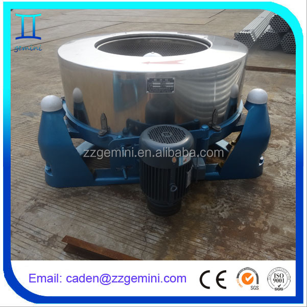 Industrial Extractor Machine, spin dryer ,laundry centrifugal dryer machine