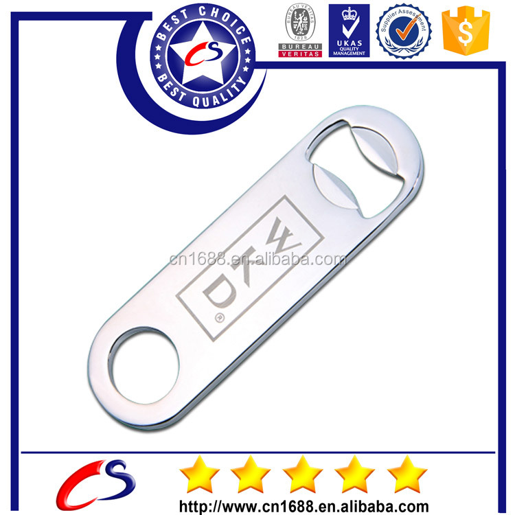 Stainless steel bottle opener/can opener/ bottle openers