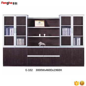 Latest Wooden File Cabinets,Modern Office Furniture Filing Cabinet/  Credenza - Buy Modern Office Furniture Filing Cabinet/ Credenza,Wooden File  ...