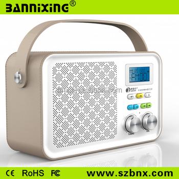 B-533 Bluetooth Speaker With Fm Radio Speaker With Usb Port