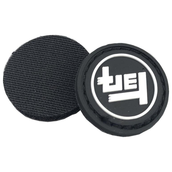 Cheap price hot Promotional custom logo night lights rubber patch