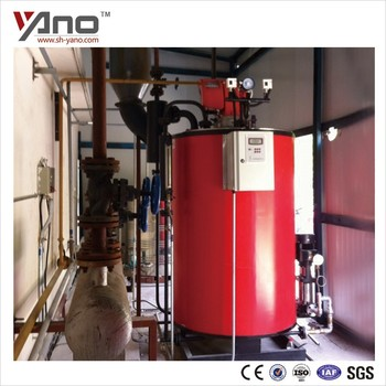High Efficiency 200-1000kg/h Vertical Fuel Gas And Oil Steam Boiler ...