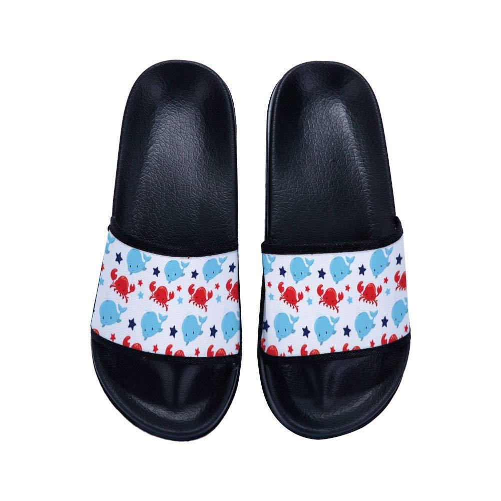 6f83f40a458 Get Quotations · Xhan Summer Cute Sweet Boys Girl Indoor Home Cartoon  Slippers Flats Shoes Lovely Flip Flops