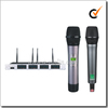 Handheld Four Channel Receiver UHF Wireless FM MIC Microphone (AL-4800UM)