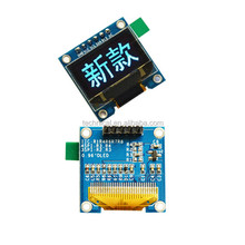 Factory Price Mini OLED Display 128x64 OLED Display Module Blue Color