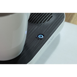 Desktop smart cup hot and cold water dispenser for office