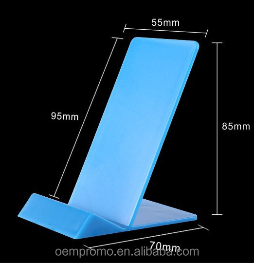 Promotional Acrylic cell phone accessory display stand