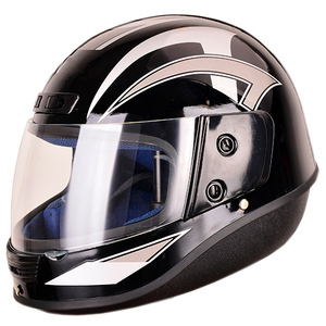 Cheap sun visor motorcycle full face helmet motorcycle accessories for Pakistan market popular