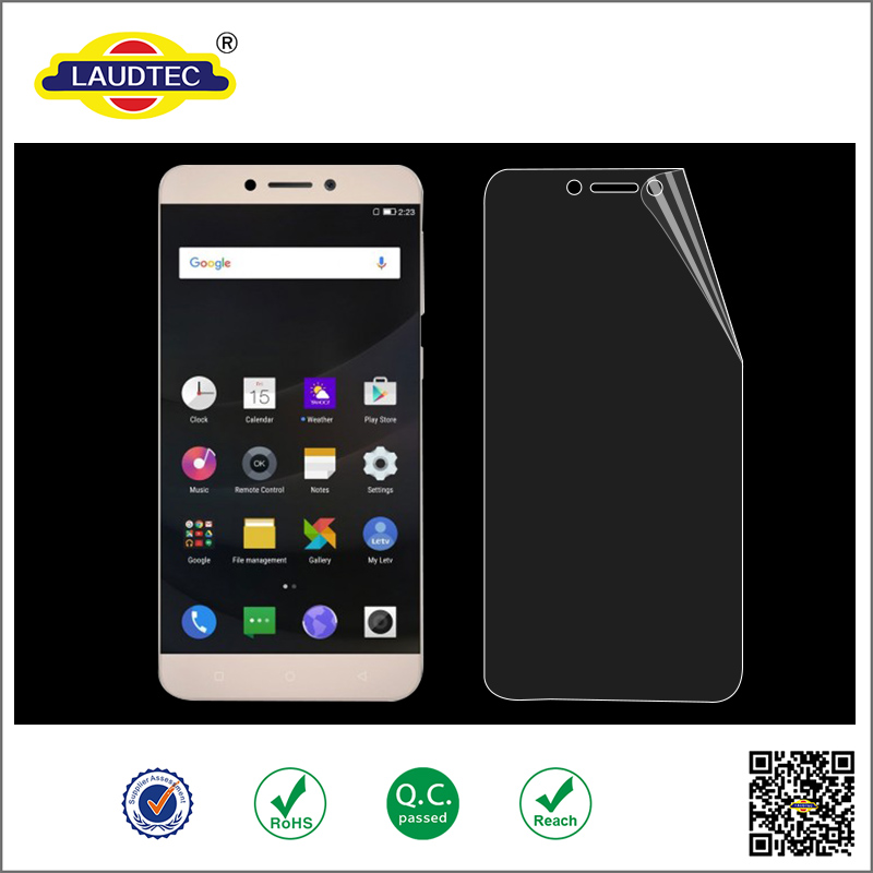 Anti-Scratch Anti-Fingerprint Clear Screen Protector for Letv Le 1s