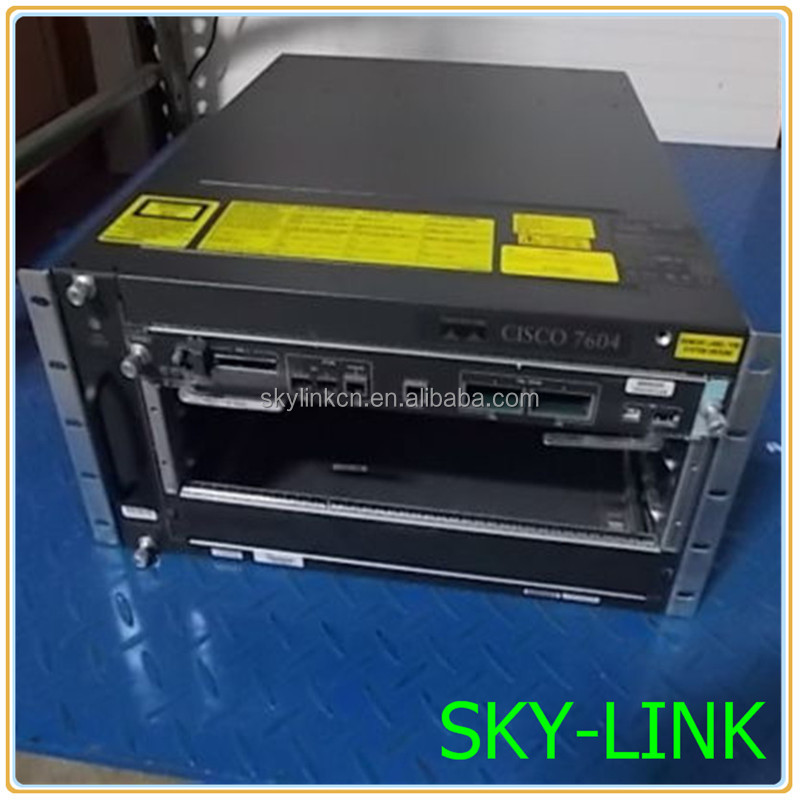 New original 7604 network router chassis CISCO7604