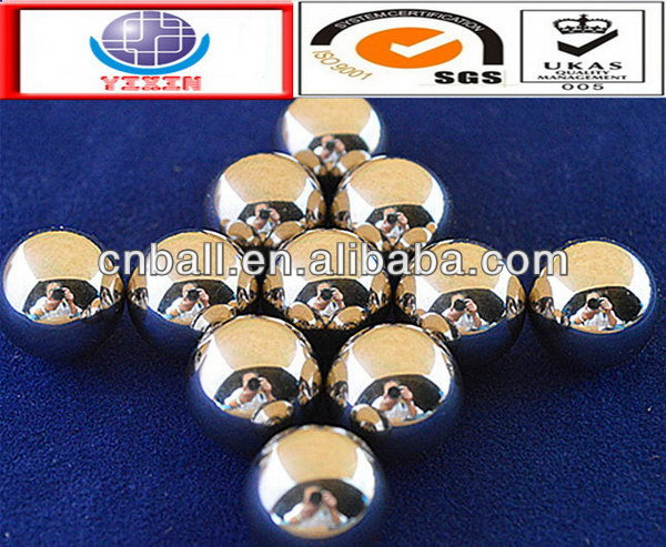 High quality hot selling chrome /grinding steel balls