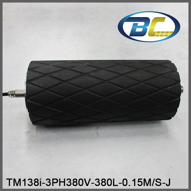 Top Quality Food Grade Rubber Lagging Conveyor Belt Motor Drum, Motorized Pulley, Conveyor Rollers Rubberized