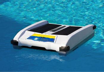 Solar Brisa Solar Inteligente Robot Skimmer Versi 243 N 2 0