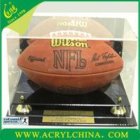 wholesales customized Acrylic baseball bat Display box case