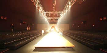 Aluminu Fashion Show Catwalk Stage With Backdrop Buy