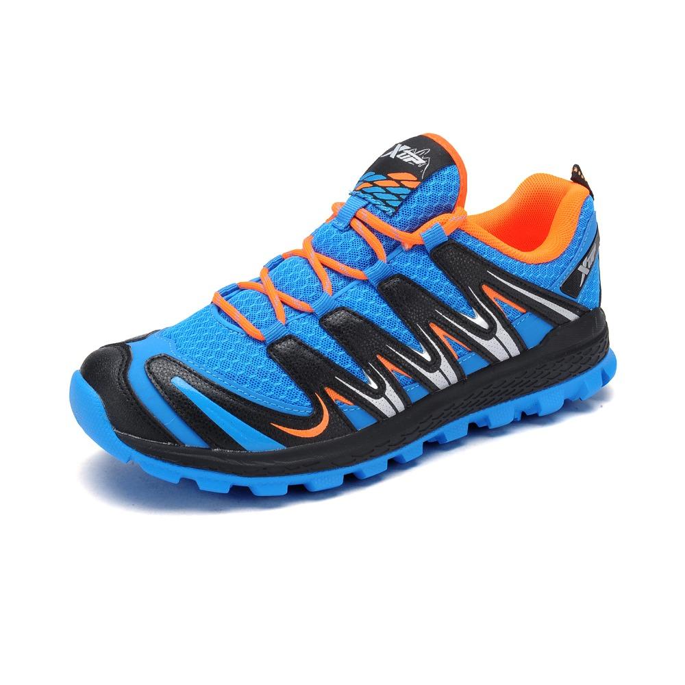 XTEP Brand 2016 New Summer Men's Running Shoes Cross