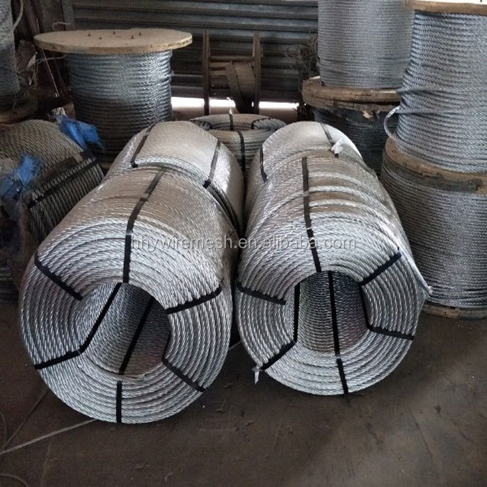 GAR1/GAR2 Slope protection system Rockfall barrier wire rope netting