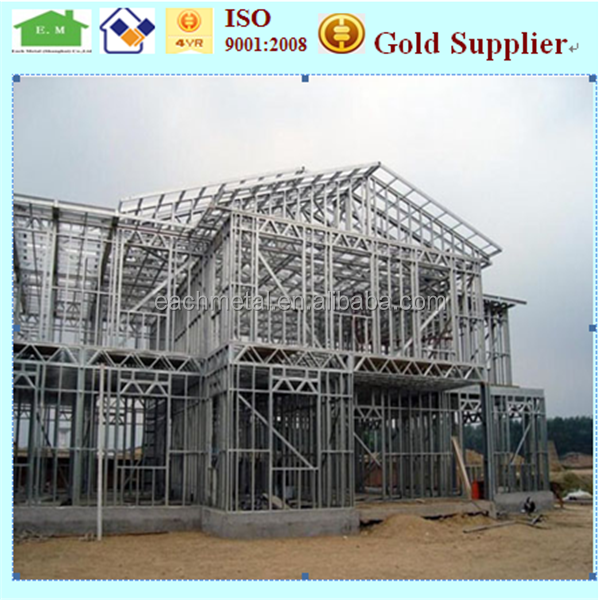 steel structure house name