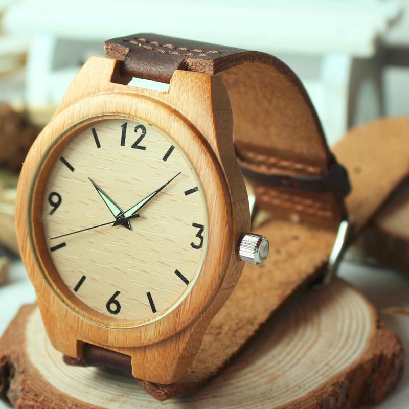 Wedding Gift Watches: Personalized Wood Watch,Groomsmen Gift,Wedding Gift