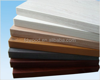 20mm Melamine Mdf Board With Off-white Paper