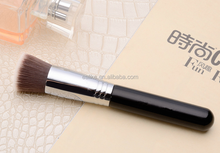 High quality synthetic hair F80 single face brush cosmetic makeup brushes