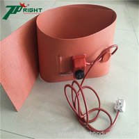 1740*240mm customized Flexible Silicone rubber heater band