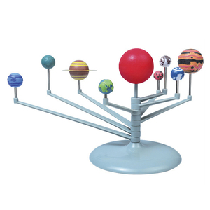 DIY painting nine planets planetarium solar system toy for sale