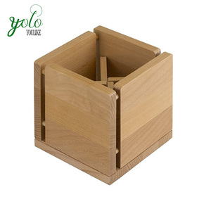 kitchen wood bamboo Cooking rack, utensil holder, cutlery stand