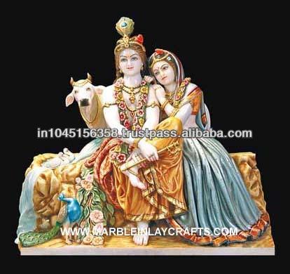 Marble Iskcon Radha Krishna Statue Radha Krishna Statue Buy