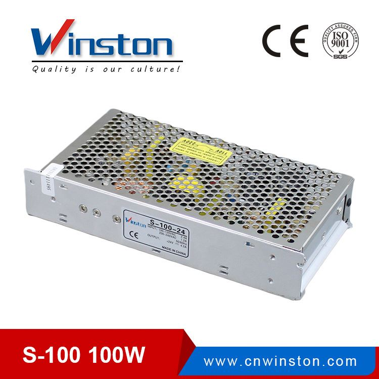 OEM 100W Switched-mode power supply single output 48v ac dc power suplies