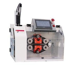 Full automatic visual tube cutting machine pipe shaving machine WL-B08