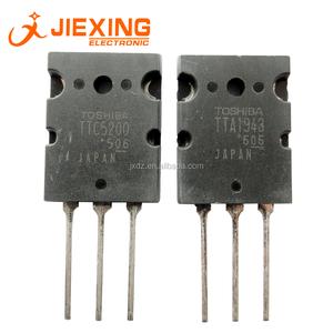 tta1943 ttc5200 to 3pl transistor (power amplifier applications) new \u0026 original ic chip design 5x 2sc5200 c5200 toshiba original
