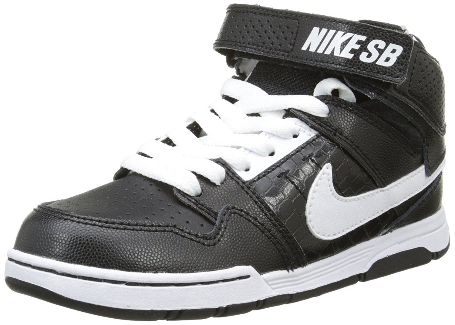 0e43b10da Get Quotations · Nike Kids Mogan Mid 2 Jr B Skate Shoe