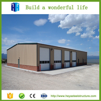 Steel Warehouse Factory Shed Design Cold Storage Warehouse
