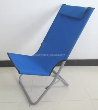 Aluminium Folding Deck Chair For Kids