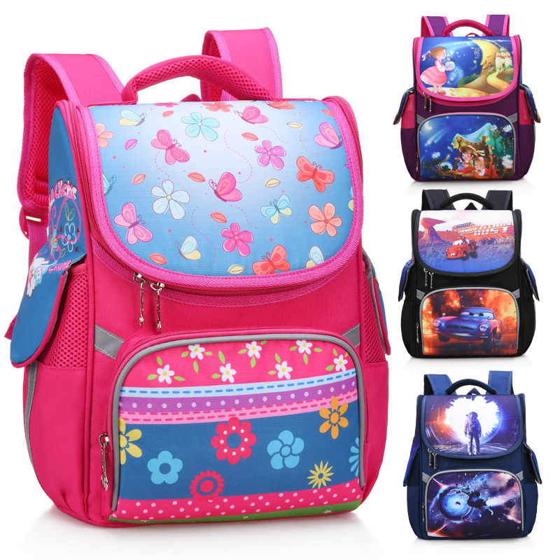 Waterproof kids bags school for primary school grades 1-6