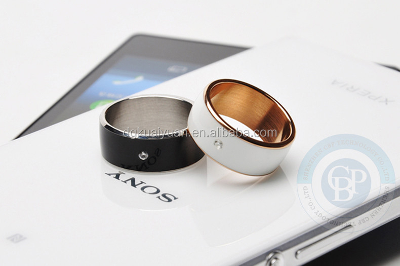 wholesale fashion nfc smart ring for smart phone