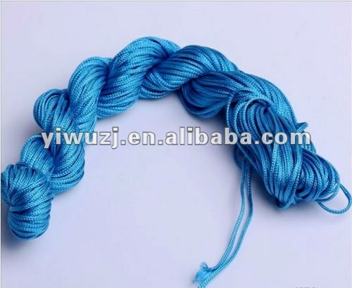 No.12 Chinese Knot Cord Diy Hand-knitted Rope Of Craft