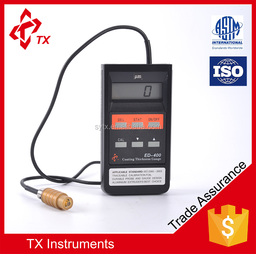 High Technology Coating Thickness Digital Gauges in Chinese Manufacuter