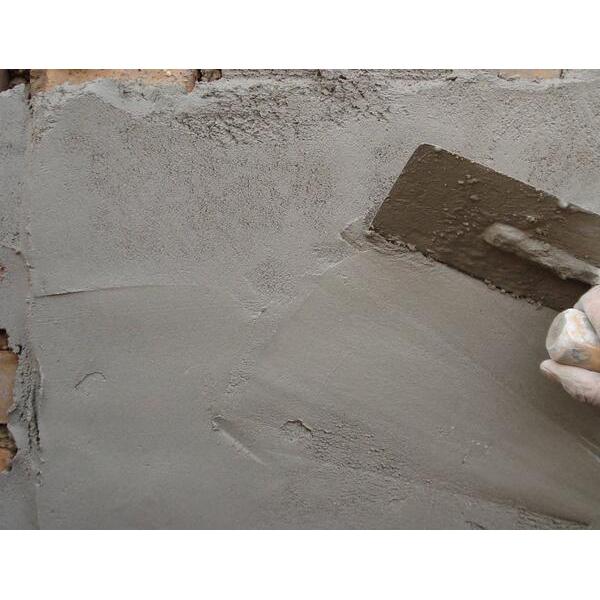 как сделать белый цемент