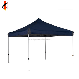 Portable eazy set up Steel frame folding strong garden gazebo red tent