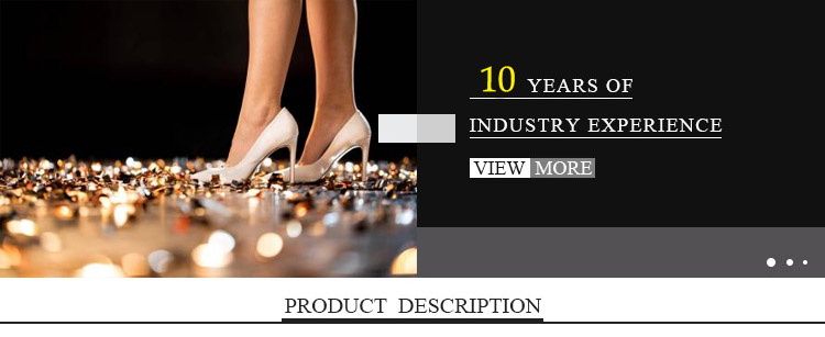 Customize 12cm 10cm 8 cm sexy black studded women pumps high heels shoes