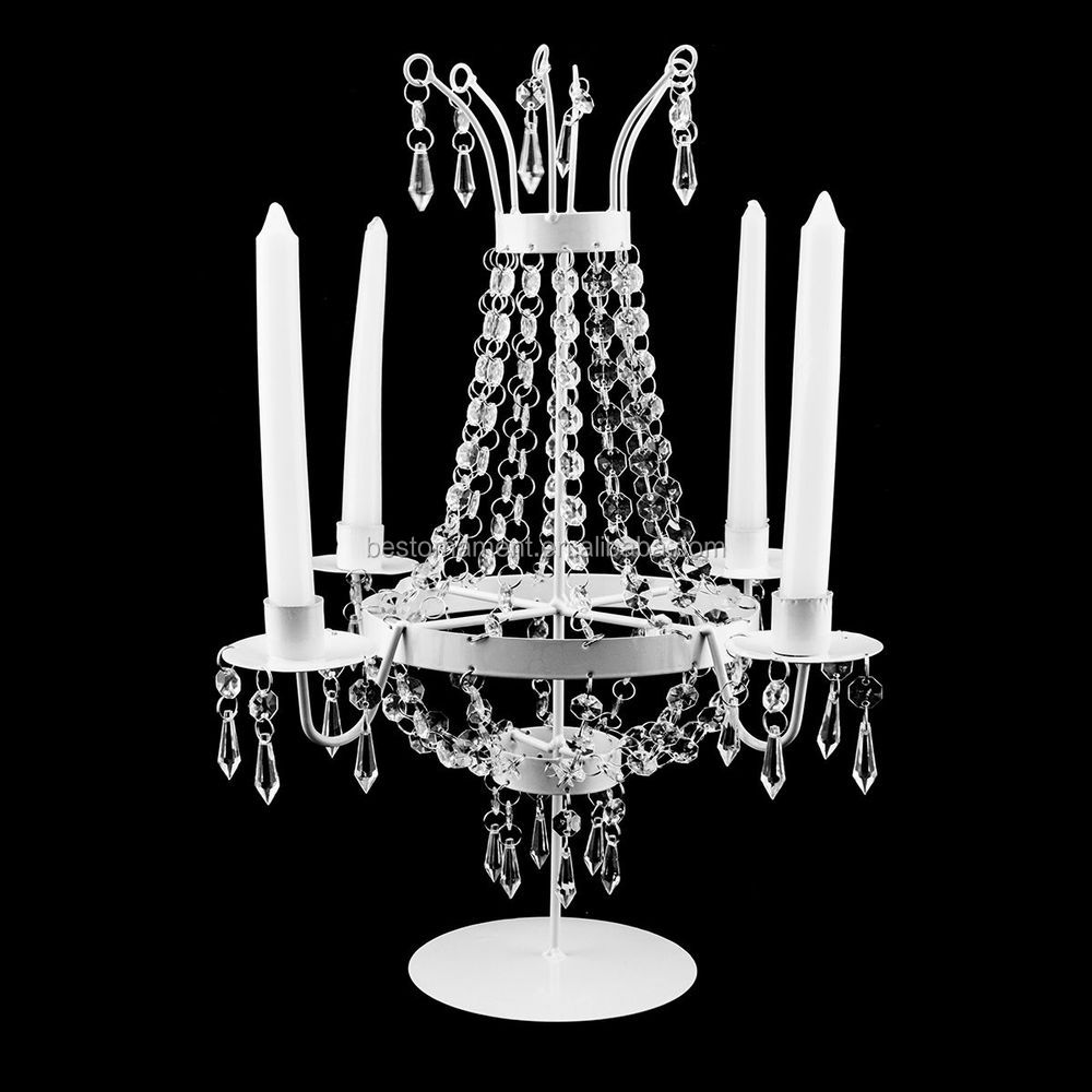 Table top chandelier centerpieces for weddings buy table top table top chandelier centerpieces for weddings aloadofball Image collections