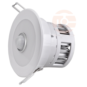 PIR Motion Sensor Ceiling Light 5W 5730 SMD 10 LED Ceiling Light Downlight Wall Path Lamp Warm White
