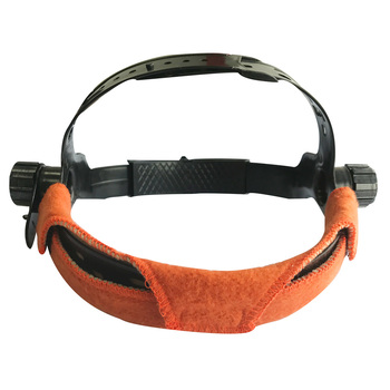 AP-3200U Popular Comfortable Russet Colour 6PCK Flame Retardant Hard Hat Sweatband of headgear with Hook and Loop