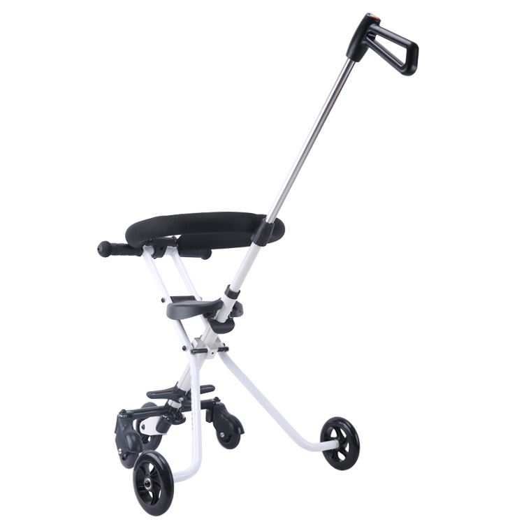 Top Fashion Attractive Style 2 In 1 Stroller <strong>Baby</strong>, Flicker 3 Wheel Aluminium Pole <strong>Baby</strong> Stroller